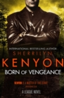 Born of Vengeance - Book