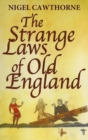 The Strange Laws Of Old England - eBook