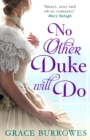 No Other Duke Will Do - Book