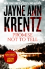 Promise Not To Tell - Book