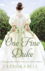 One Fine Duke - eBook