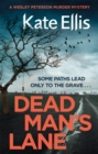 Dead Man's Lane - Book