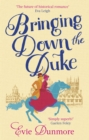 Bringing Down the Duke - Book