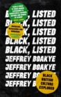 Black, Listed : Black British Culture Explored - Book