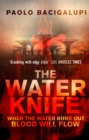The Water Knife - Book