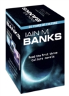 Iain M. Banks Culture - 25th anniversary box set : Consider Phlebas, The Player of Games and Use of Weapons - Book