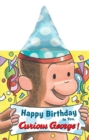 Happy Birthday to You, Curious George! (Novelty Crinkle Board Book) - Book