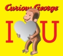 Curious George: I Love You (Board Book with Mirrors) - Book