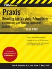 CliffsNotes Praxis Reading for Virginia Educators: Elementary and Special Education (5306) - Book