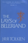 The Lays of Beleriand - eBook