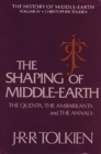 The Shaping of Middle-earth : The Quenta, the Ambarkanta, and the Annals, Together With the Earliest 'Silmarillion' and the First Map - eBook