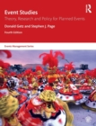 Event Studies : Theory, Research and Policy for Planned Events - Book