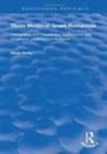 Three Medieval Greek Romances - Book
