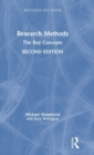 Research Methods : The Key Concepts - Book