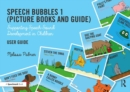Speech Bubbles 1 (Picture Books and Guide) : Supporting Speech Sound Development in Children - Book