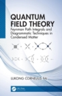 Quantum Field Theory : Feynman Path Integrals and Diagrammatic Techniques in Condensed Matter - Book