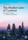The Modern Law of Contract - Book