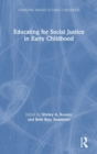 Educating for Social Justice in Early Childhood - Book