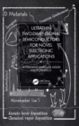 Ultrathin Two-Dimensional Semiconductors for Novel Electronic Applications - Book