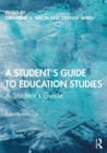 A Student's Guide to Education Studies - Book
