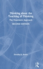 Thinking about the Teaching of Thinking : The Feuerstein Approach - Book