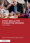 Study Skills for Foundation Degrees - Book