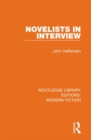 Novelists in Interview - Book