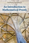 An Introduction to Mathematical Proofs - Book