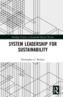 System Leadership for Sustainability - Book