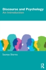 Discourse and Psychology : An Introduction - Book