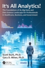 It's All Analytics! : The Foundations of Al, Big Data and Data Science Landscape for Professionals in Healthcare, Business, and Government - Book
