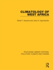 Climatology of West Africa - Book