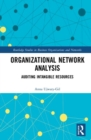 Organizational Network Analysis : Auditing Intangible Resources - Book