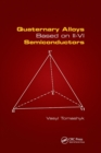 Quaternary Alloys Based on II - VI Semiconductors - Book