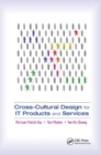 Cross-Cultural Design for IT Products and Services - Book