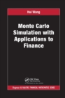 Monte Carlo Simulation with Applications to Finance - Book