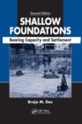 Shallow Foundations : Bearing Capacity and Settlement, Second Edition - Book