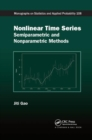 Nonlinear Time Series : Semiparametric and Nonparametric Methods - Book