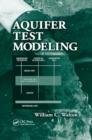Aquifer Test Modeling - Book