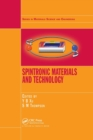 Spintronic Materials and Technology - Book