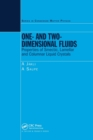 One- and Two-Dimensional Fluids : Properties of Smectic, Lamellar and Columnar Liquid Crystals - Book