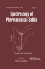 Spectroscopy of Pharmaceutical Solids - Book