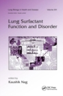Lung Surfactant Function and Disorder - Book