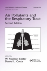Air Pollutants and the Respiratory Tract - Book