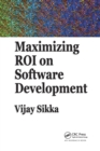 Maximizing ROI on Software Development - Book