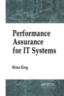 Performance Assurance for IT Systems - Book