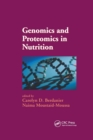 Genomics and Proteomics in Nutrition - Book