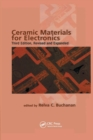Ceramic Materials for Electronics - Book