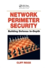 Network Perimeter Security : Building Defense In-Depth - Book
