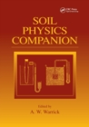 Soil Physics Companion - Book